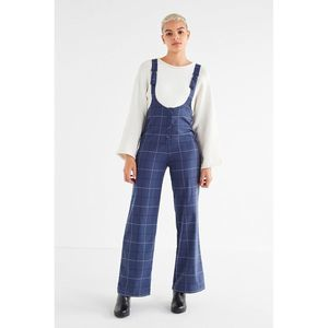UO Billie Suspender Overall Large